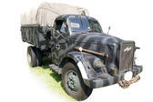 Military truck from Second World War — Stock Photo