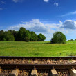 Royalty-Free Stock Photo: Railway