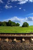 Railway — Foto de Stock