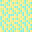 Dots, spring colors — Stock Photo