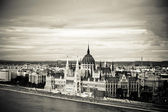 Parliament of Hungary, Budapest — Stock Photo