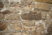 Old sandstone wall — Stock Photo