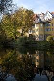 Hoelderlin Tower, Tuebingen — Stock Photo