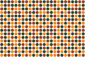 Dots, autumn colors — Stock Photo