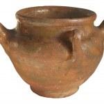 lavabo de cerámica antigua — Foto de Stock