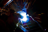 Welder2 — Stock Photo