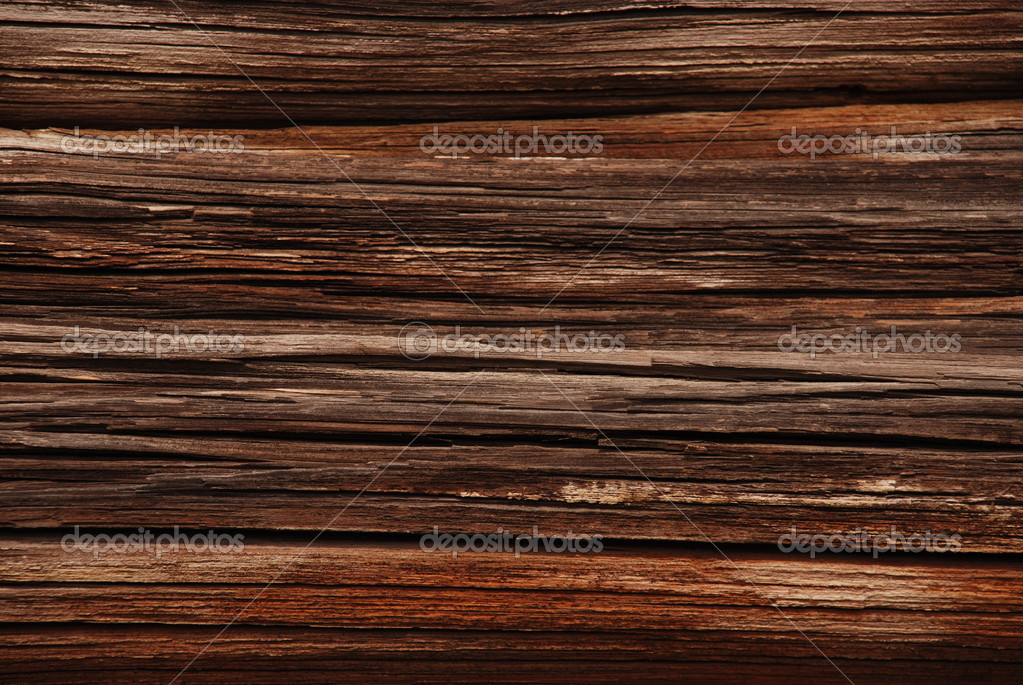 The brown wood texture with natural patterns  — Stock Photo #2601786