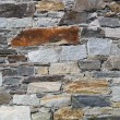 Wall of natural stones — Stock Photo #2176796