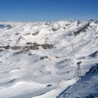 Val Thorens - Stock Photo