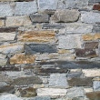 Wall of natural stones — Stock Photo #2197954