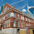 Ryman Auditorium - Stock Photo