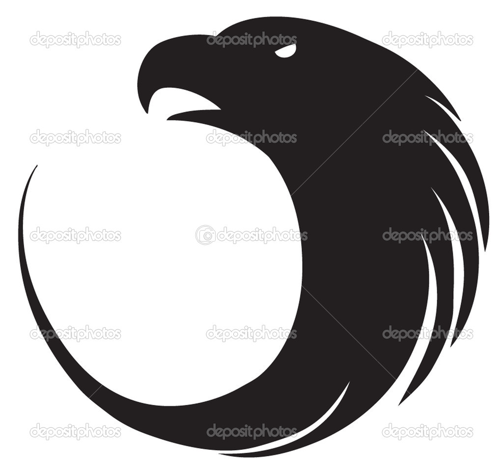 Desin of an eagle sign — Stock Vector #2403356