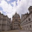 Bavarian Castle — Stock Photo