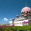 Stock Photo: putrajaya mosque