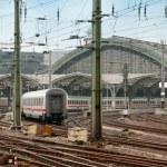 Train Station — Stock Photo #2208211