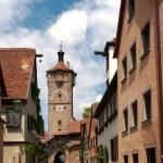 Medieval street — Stock Photo #2208333