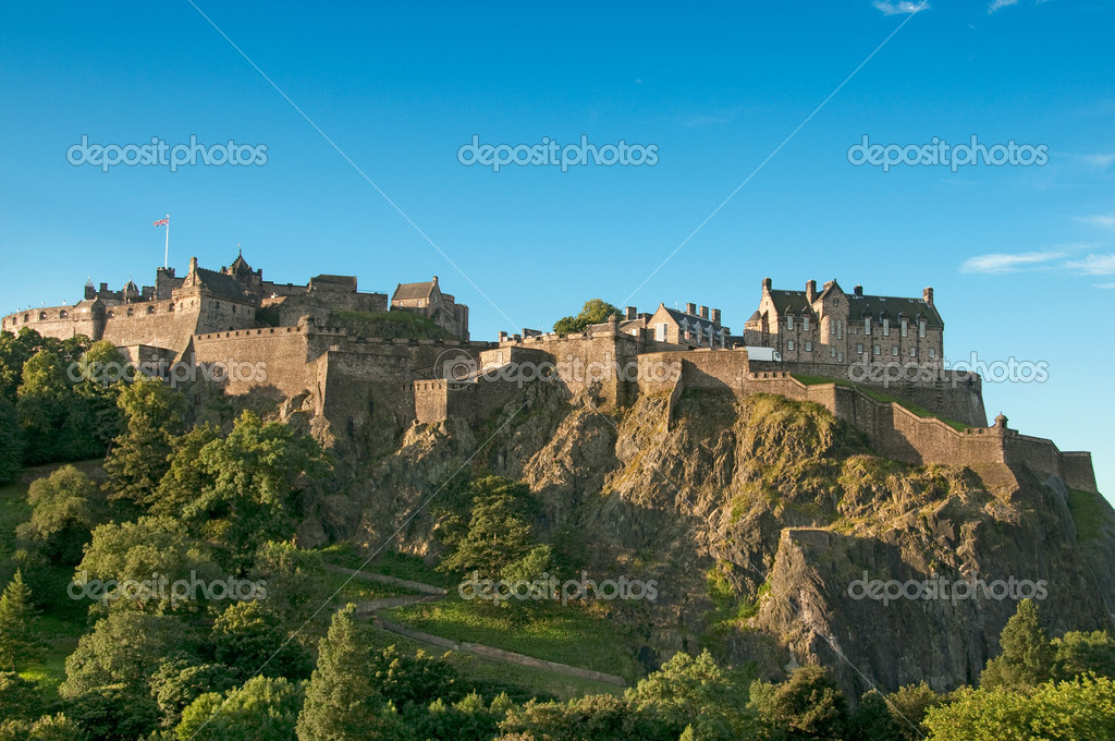 Edinburgh castle scotland pictures