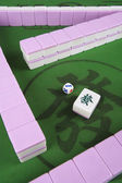 Mahjong game — Stock Photo