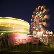 Gravity Machine and Ferris Wheel — Stock Photo #2192201