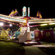 Stock Photo: County Fair Ride