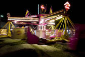 County Fair Tilt-A-Whirl — Stock Photo