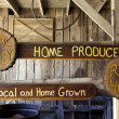 All Local and Home Grown — Stockfoto