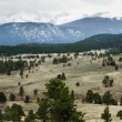 Rocky Mountains Landscape — Stock Photo