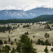 Rocky Mountains Landscape — Stock Photo #2293298