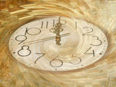Motion of time — Stock Photo