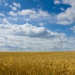 Wind farm 3 — Stock Photo