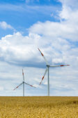 Wind farm 2 — Stock Photo