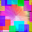 Abstract multicolored background. — Stock Photo