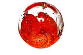 Glazen bal — Stockfoto