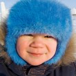 Boy in winter clothes. — Stock Photo #2213995