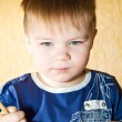 Adorable 2 year old boy. — Stock Photo #2214145