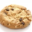 Stock Photo: Single chocolate chip cookies