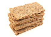 Crisp hard bread — Stock Photo