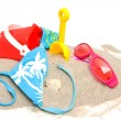 Royalty-Free Stock Photo: Beach stuff