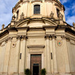 Basilica in Rome — Stock Photo