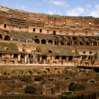 Inside the Colosseum in Rome — Stock Photo #2177660