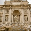 Fountain Di Trevi Rome — Stock Photo #2177817