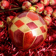 Christmas ball with decoration - 
