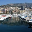 Harbor at Monte Carlo — Stock Photo