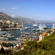 Stock Photo: Harbor of Monte Carlo