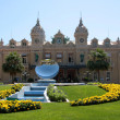 Casino Monte Carlo, Monaco - Stock Photo