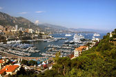 Harbor of Monte Carlo — Stock Photo