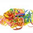 Stock Photo: Party streamers