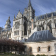 Stock Photo: Cathedrals in France