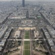 The Champ de Mars — Stock Photo