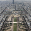 Stock Photo: The Champ de Mars